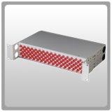 Шкаф кроссовый оптический стоечный ШКО-С-2U-96-FC